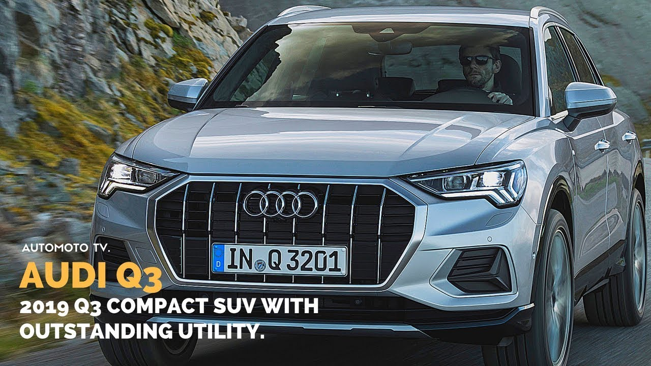 2019 Audi Q3 Design Driving Impressions Youtube
