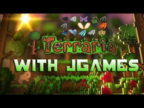 Terraria How To: Get Flame Wings/Spooky Wings   (Tattered Fairy Wings)