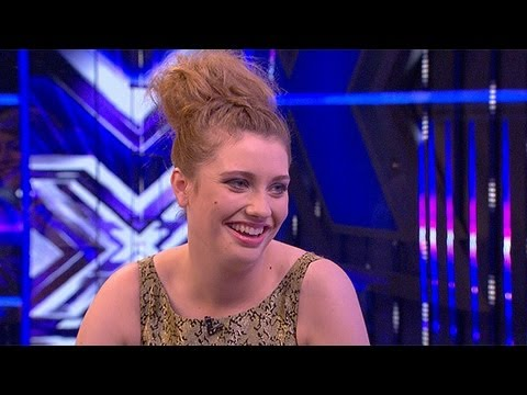 We miss you, Ella! Watch the singer's e-X-it interview - The Xtra Factor - The X Factor UK 2012