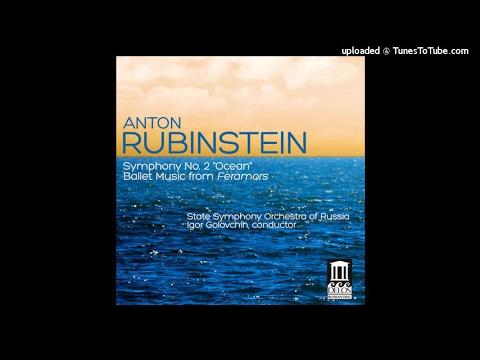 Anton Rubinstein : Symphony No. 2 in C major Op. 42 'Ocean' (1851 version)