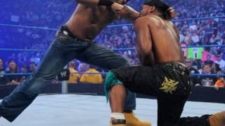 SmackDown: Cryme Tyme's Shad attacks his own partner, JTG