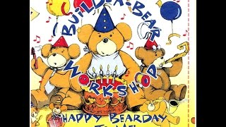 Build-A-Bear Workshop Birthday CD Song - Happy Birthday to Me