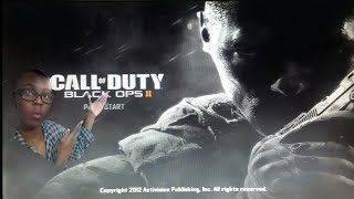 Call Of Duty Black Ops 2 Campaign