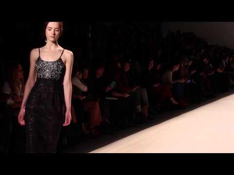 Jenny Packham Runway New York Fashion Week Fall 2013