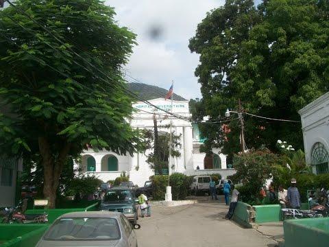 L'histoire de  L'Hôpital Justinien du Cap -Haitien par Maitre Joseph L Prevost. part 1
