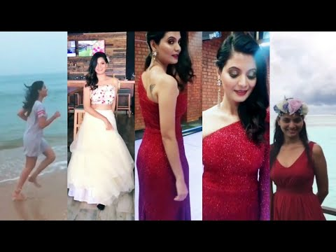   Radha Ramana Serial   Actress   Shwetha R Prasad   Musical.ly/Fun