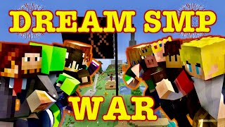 The Manberg VS Pogtopia War | Dream SMP Finale (ALL Perspectives)