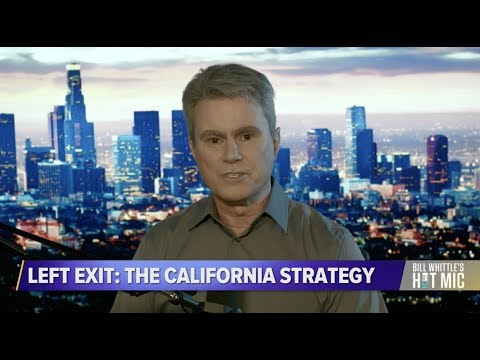 Hot Mic - Left Exit: The California Strategy - 09/07/17