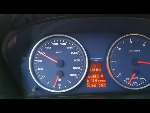 Alpina B5s E60 0-200km/h