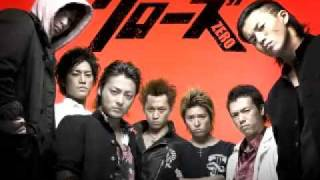I WANNA CHANGE by the street beats 3rd track from the Crows Zero OS...
