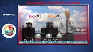 Florida Lottery - Martes 15  de Junio 2021