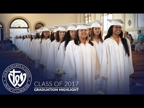 """Beautifully Inevitable"" - Sacred Hearts Academy 2017 Graduation Film"
