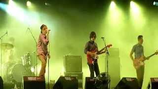 Deerhunter - Back to the middle (Roskilde Festival 2014)
