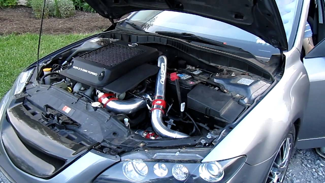 Mazdaspeed 6 Engine Revs - YouTube
