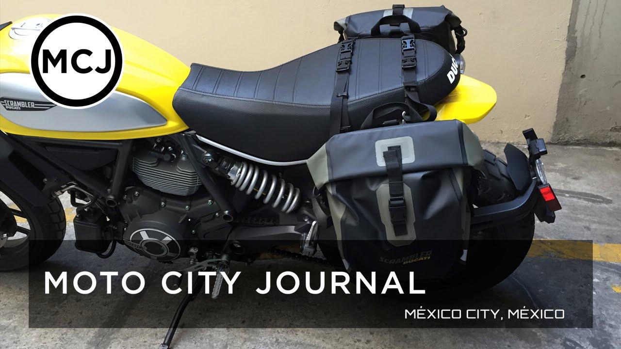 Ducati Scrambler Tank Bag
