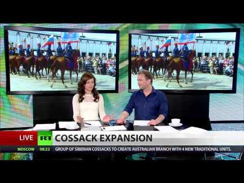 Cossacks go to Australia, form community in Melbourne