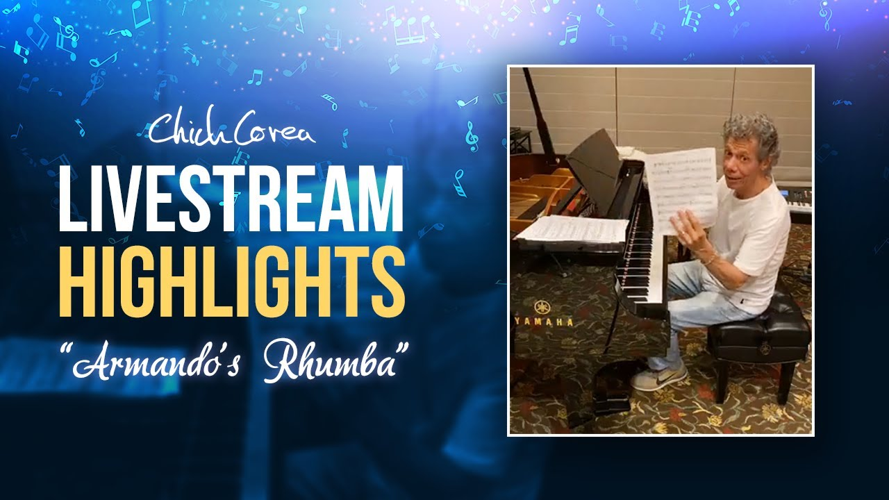 Livestream Highlights: Armando's Rhumba