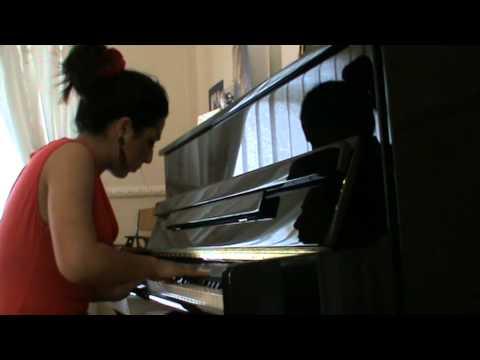 INNA - Goodbye (piano cover)