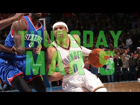 NBA Daily Show: Mar. 5 – The Starters