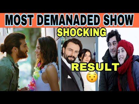Most 2020 Demanded Show Of Turkey | Sabse Jyaada Pasandeda Drama | Unexpected Result 2020