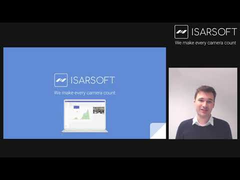 Isarsoft at IT-Trans 2020 | Video Analytics and Smart Camera Solutions for Public Transport