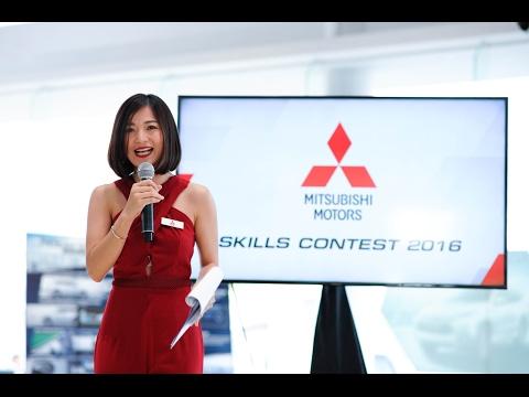 Mitsubishi Skills Contest 2016