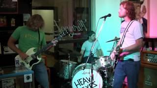 The Heavy Eyes at Morningbell Records (03)