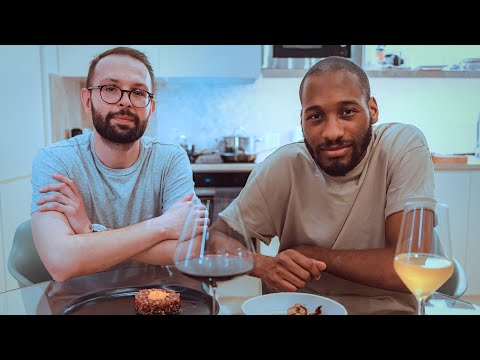 Jahmarley and Mateusz are making secret dinners | People of Lisbon | Episode 022