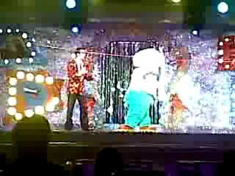 butlins minehead live cartoon network show - eddy - YouTube