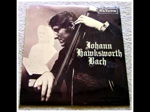 Johnny Hawksworth Featuring Hampton Hawes Anglo American Jazz Phase One