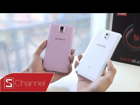 Schannel - Những điểm khác nhau giữa Note 3 Chip Exynos Octa vs Note 3 chip S 800 - CellphoneS