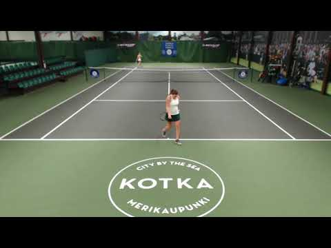 Kulikova vs Ahti - Tour tennis