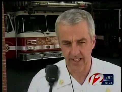 Saratoga Street Fire