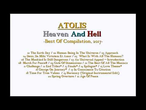 ATOLIS - Heaven And Hell (Compilation Album, 2017)