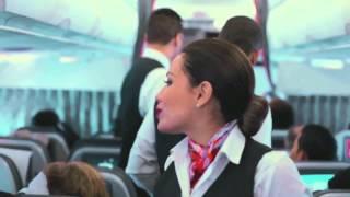 """Avianca celebró a bordo del vuelo 581 """"El Día de las Madres"""" ¡GRACIAS MAMÁ! #EsporTi"""