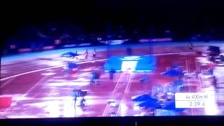 4 X 400 M Relay Final,commonwealth games Glasgow
