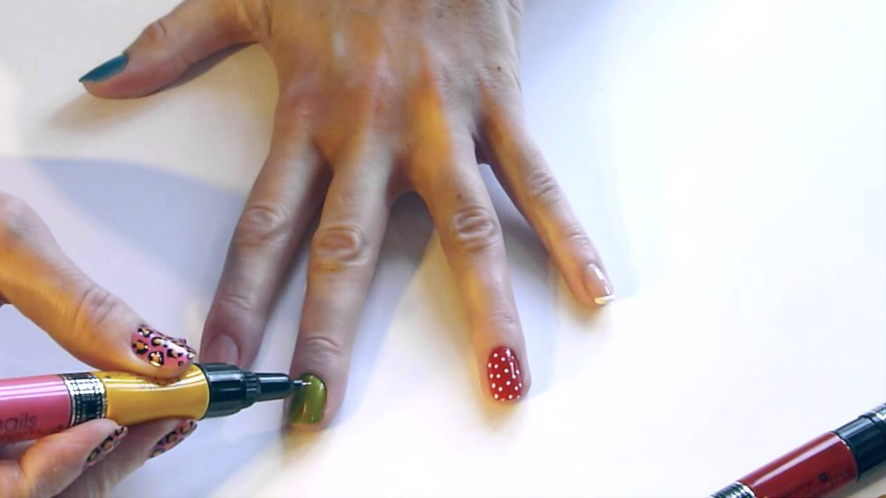 Nails supreme pens demo and designs youtube prinsesfo Image collections