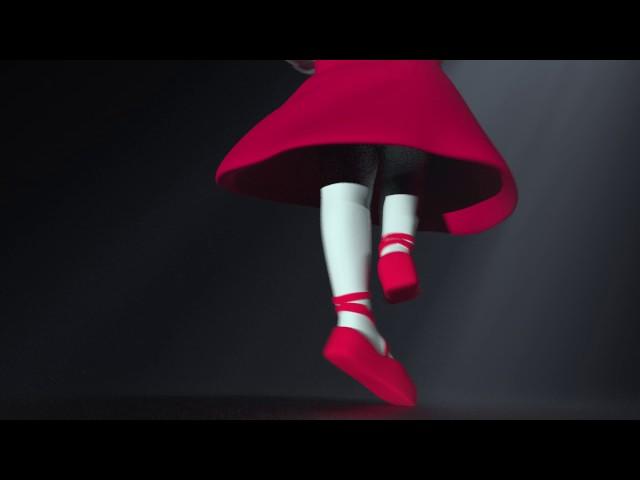 2017實踐媒體傳達設計_動畫組3年級_林書婷作品 - Kallen