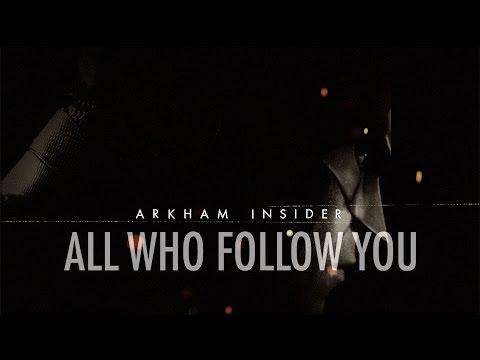Official Batman: Arkham Insider #1 – 'All Who Follow You' Breakdown