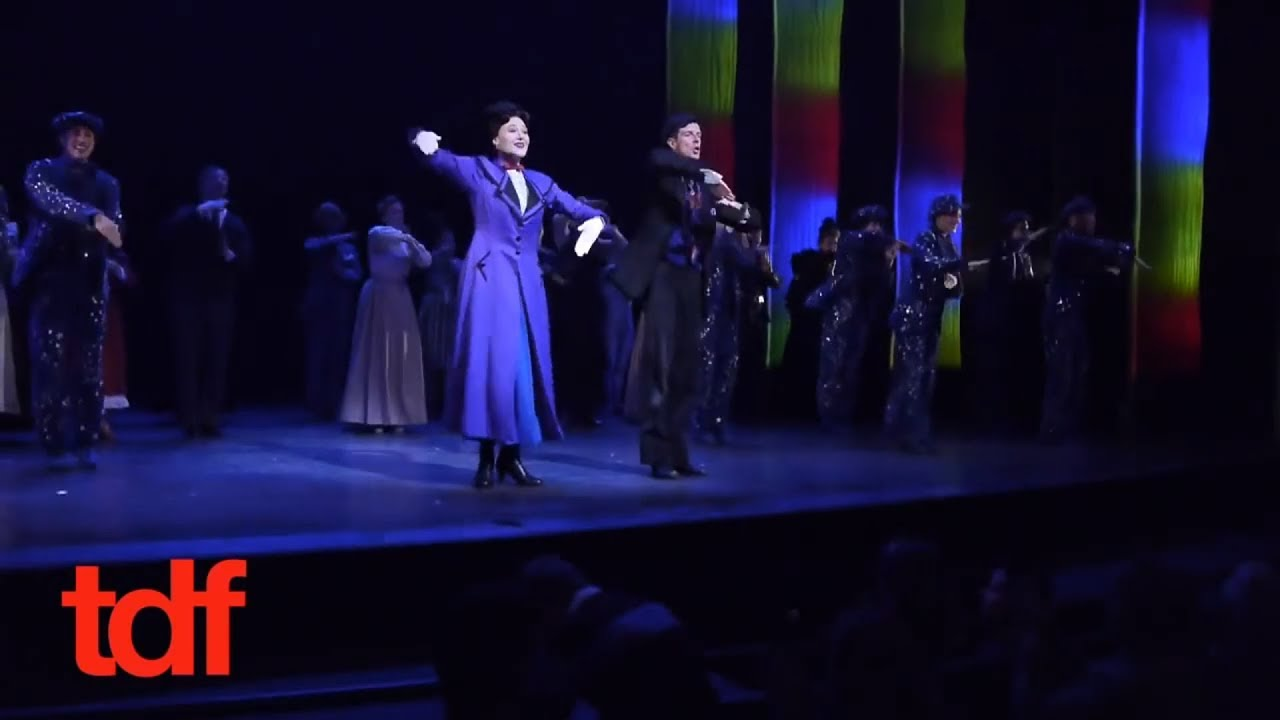 Making Theater Autism Friendly >> Autism Friendly Mary Poppins On Broadway Youtube