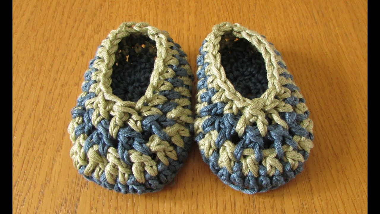 Free crochet patterns for baby boy boots manet for very easy crochet baby boy slippers stripey baby shoes free crochet patterns bankloansurffo Image collections