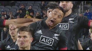 Epic Māori All Blacks Haka vs USA Eagles [EOYT18]