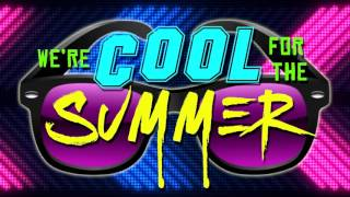 "Letters From The Fire - ""Cool For The Summer"" OFFICIAL LYRIC VIDEO [Demi Lovato Cover}"