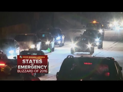 Tampa traveler fears getting stuck in Winter storm