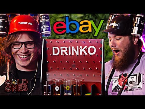 Testing the Cheapest Drinking Games on eBay - Cold Ones