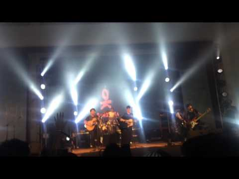 Bunkface Live in KL : Orang Kita ft Amir Johari @ Chin Woo Stadium
