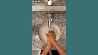 Enjabonar, frotar y enjuagar: claves y secretos para un buen lavado de manos