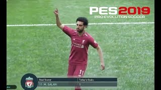Pes 2019 - Goals & New Animations - Compilation #5 - PS4