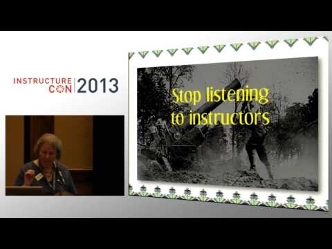 Mistakes Only Experienced Instructional Designers Make | InstructureCon 2013