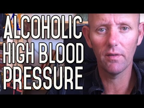 Alcohol and High Blood Pressure Effects, Treatment, Management